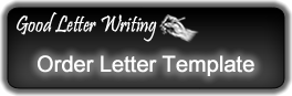 Letter Template - Place Order